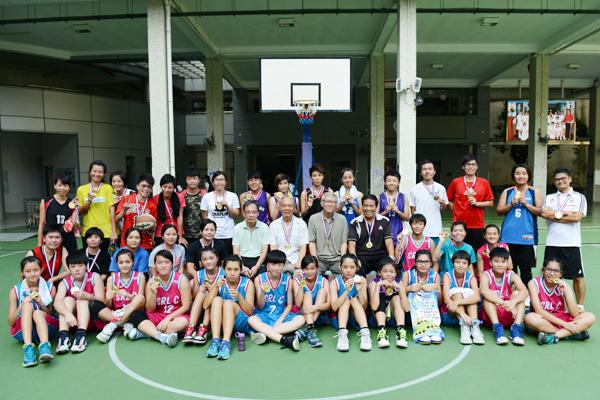 2013年9月21日校友盃籃球賽