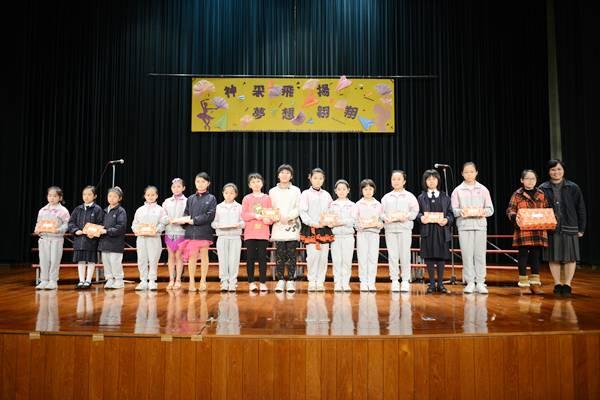2014年3月5日小學三八表演