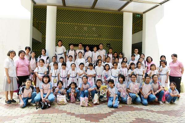 2013年度中、小學部積極人生龍虎榜『進步獎』得獎生活動
