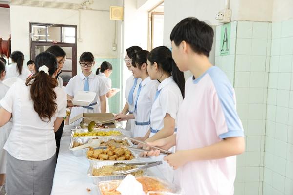 2013年度自治會歡送畢業班同學