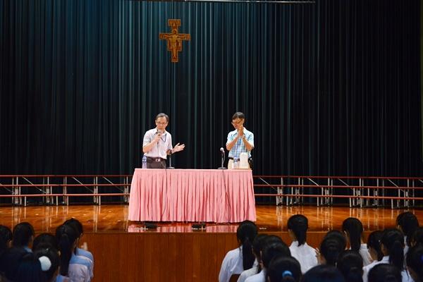 2014年7月2日生命教育講座