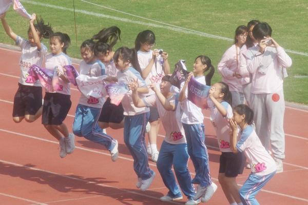 2014-2015學年校運會