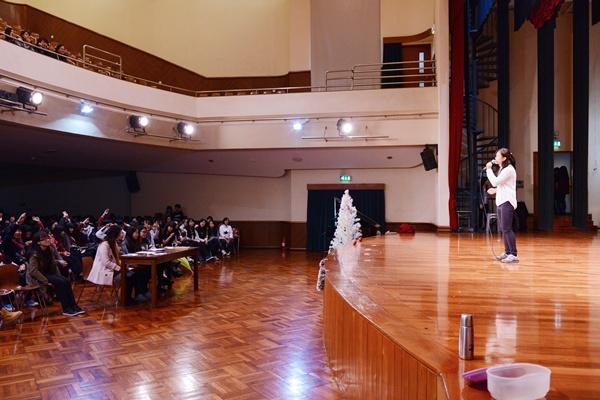 2014年12月19日聖誕聯歡