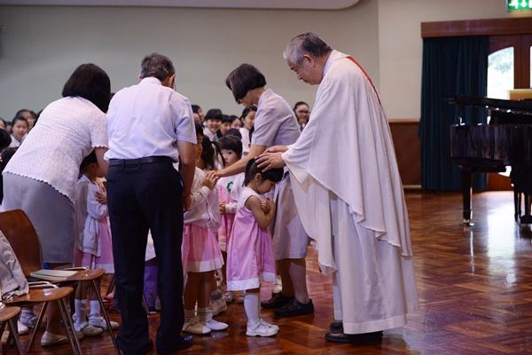 2015年9月5日開學彌撒