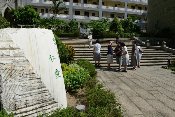 2015年9月25日修會總會長訪校