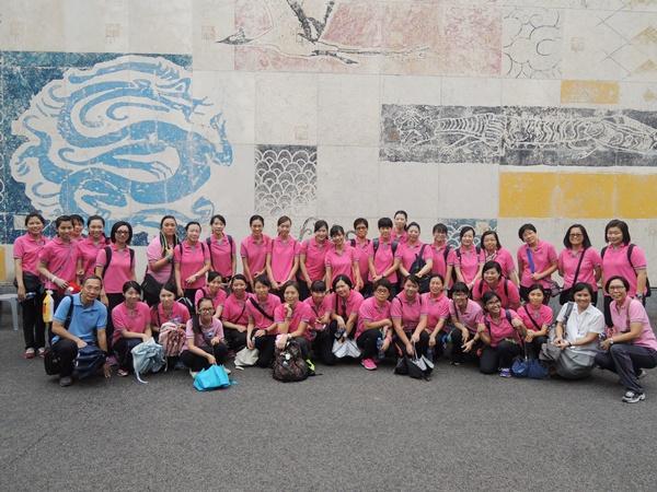 2015年10月3日校慶慈善步行