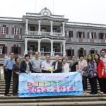 2014年4月25日香港基督教信義會屬下幼稚園領導來訪