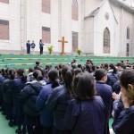 2016年2月16日四旬期 - 豎立十字架祈禱