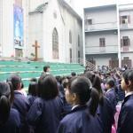 2017年3月1日四旬期豎立十字架祈禱