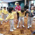 2019年1月21日幼高班競技活動