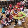 2018年2月1日幼稚園新春活動